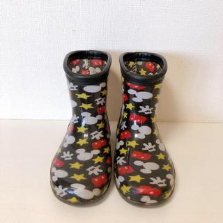 ディズニー 子供用 長靴 15センチ