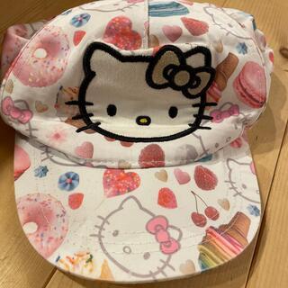 エイチアンドエム(H&M)のキティちゃん 帽子 H&M(帽子)
