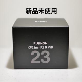 富士フイルム - FUJINON FUJIFILM XF 23mm F2 R WR
