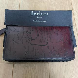ベルルッティ(Berluti)のBerluti ベルルッティ イタウバ 長財布 新品 (長財布)