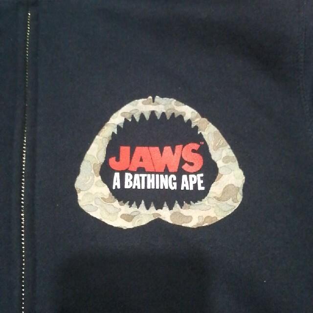 A BATHING APE(アベイシングエイプ)のape エイプ シャークパーカー メンズのトップス(パーカー)の商品写真