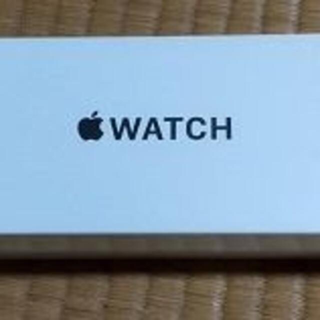 Apple Watch(アップルウォッチ)のアップル Apple Watch SE GPSモデル 40mm スマホ/家電/カメラのスマートフォン/携帯電話(その他)の商品写真