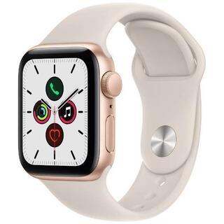 Apple Watch - アップル Apple Watch SE GPSモデル 40mm