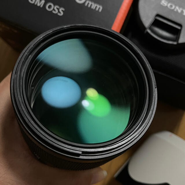 SONY(ソニー)のSONY FE 70-200mm F2.8 GM OSS SEL70200GM スマホ/家電/カメラのカメラ(レンズ(ズーム))の商品写真