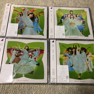 ノギザカフォーティーシックス(乃木坂46)の乃木坂46 君に叱られた 初回盤ABCD 4枚セット CD+Blu-ray❶(ポップス/ロック(邦楽))