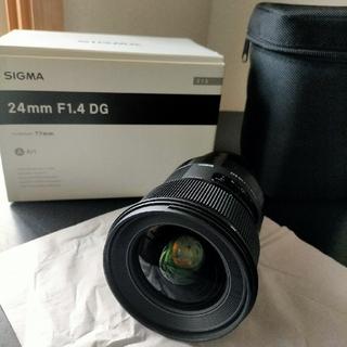 24mm F1.4 DG HSM SIGMA Art ソニーEマウント用
