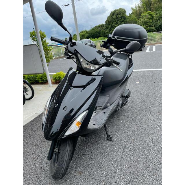 スズキ(スズキ)のアドレスV125S ※直接引渡希望 自動車/バイクのバイク(車体)の商品写真