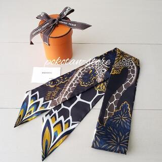 エルメス(Hermes)の未使用【エルメス】三美神 The Three Graces ツイリー スカーフ(バンダナ/スカーフ)