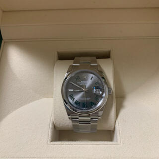 ROLEX - ロレックス デイトジャスト36 126200  スレートローマン 美品