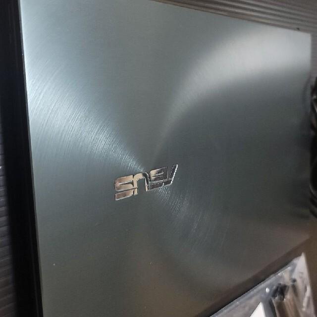 ASUS(エイスース)の時限値引き ZenBook 14 UM425IA パイングレー スマホ/家電/カメラのPC/タブレット(ノートPC)の商品写真