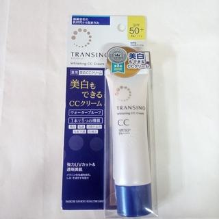 TRANSINO - トランシーノ CCクリーム 美白、乳液、日焼け止め、化粧下地、