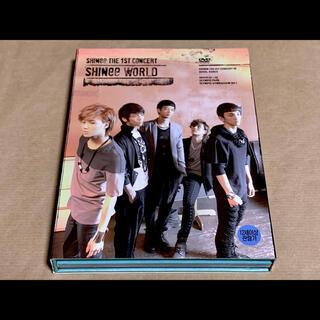 シャイニー(SHINee)のSHINee WORLD IN SEOUL (DVD)(ミュージック)