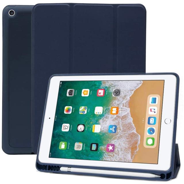 Apple(アップル)のiPad 第6世代 128GB ゴールド Wi-Fiモデル スマホ/家電/カメラのPC/タブレット(タブレット)の商品写真