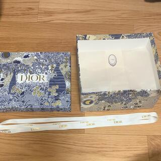 クリスチャンディオール(Christian Dior)のDIOR  ギフトボックス(ラッピング/包装)