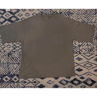 ムジルシリョウヒン(MUJI (無印良品))のmuji labo オーバーサイズTシャツ S〜Mサイズ(Tシャツ/カットソー(半袖/袖なし))