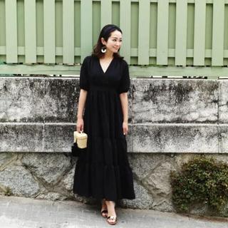 Chesty - Akiko サマードレス ブラック