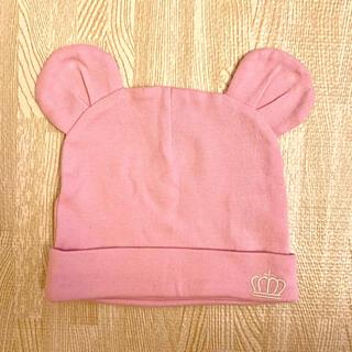 ベビードール(BABYDOLL)のベビードール 新生児 帽子(帽子)