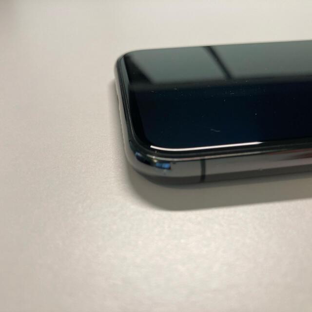 iPhone(アイフォーン)のiPhone 11 Pro スペースグレイ 256 GB SIMフリー スマホ/家電/カメラのスマートフォン/携帯電話(スマートフォン本体)の商品写真