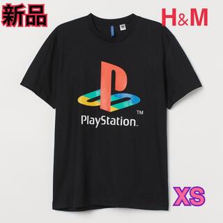 H&M - ⭐️新品未使用⭐️ H&M × PlayStation コラボ Tシャツ