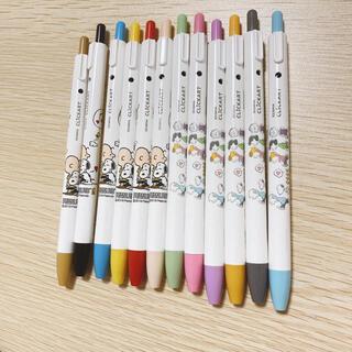 新品未使用 水性ペン クリッカート スヌーピーコラボ
