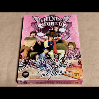 SHINee - SHINee WORLD Ⅱ IN SEOUL (DVD)