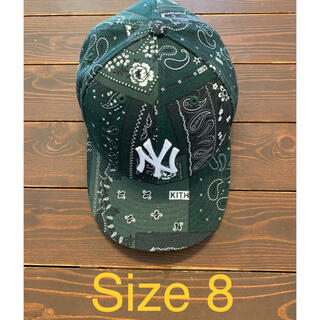Supreme - KITH For New Era yankees Low Profile 8