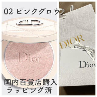 Dior - ディオールスキン フォーエヴァー クチュール ルミナイザーハイライター 02