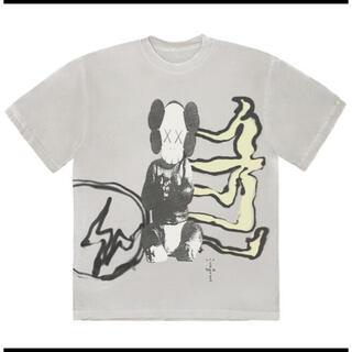 フラグメント(FRAGMENT)のCACTUSJACK×KAWS×FRAGMENT トリプルコラボTシャツ L(Tシャツ/カットソー(半袖/袖なし))