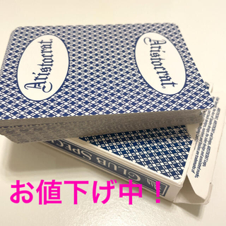ARISTOCRAT(アリストクラット)ポーカー用トランプ(トランプ/UNO)