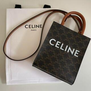 celine - 新品✨新作 CELINE セリーヌ ミニ バーティカルカバ/ショルダーバッグ