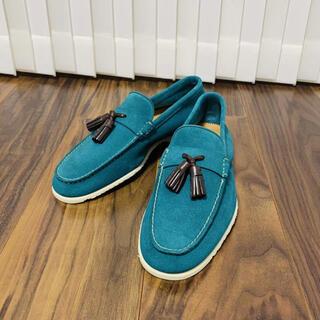 ディースクエアード(DSQUARED2)のTOMFORD トムフォード 美品 タッセル ローファー スリッポン 革靴(スニーカー)
