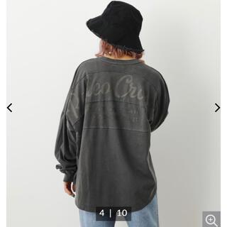 ロデオクラウンズワイドボウル(RODEO CROWNS WIDE BOWL)のロデオクラウンズ CURVE L/S Tシャツ(Tシャツ(長袖/七分))