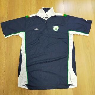 アンブロ(UMBRO)のサッカー アイルランド代表 トレーニングウェア(ウェア)