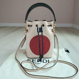 FENDI - フェンディ モントレゾール ショルダーバッグ FFロゴ 2way レザー 美品
