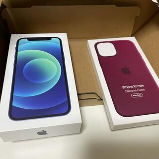 Apple - 9/26発送 純正ケース付き iPhone12mini 256GB SIMフリー
