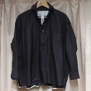 ユナイテッドアローズ(UNITED ARROWS)のTICCA スクエアビッグシャツ(シャツ/ブラウス(長袖/七分))