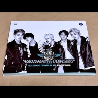 シャイニー(SHINee)のSHINee WORLD Ⅲ IN SEOUL (DVD)(ミュージック)