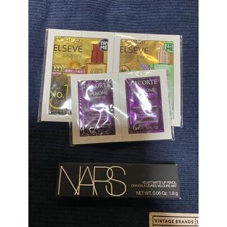 NARS - VOCE付録 NARS ベルベットマットリップペンシル 2488N