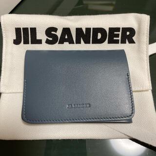 Jil Sander - ジルサンダー カードケース カードホルダー 新品 購入証明書付き