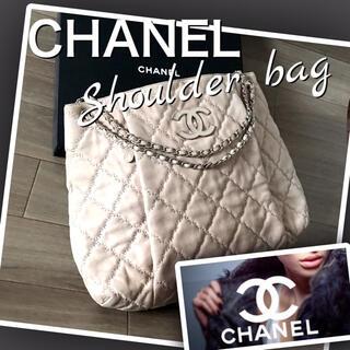 CHANEL - 【価格交渉可能】CHANEL バッグ/チェーン ショルダーバッグ