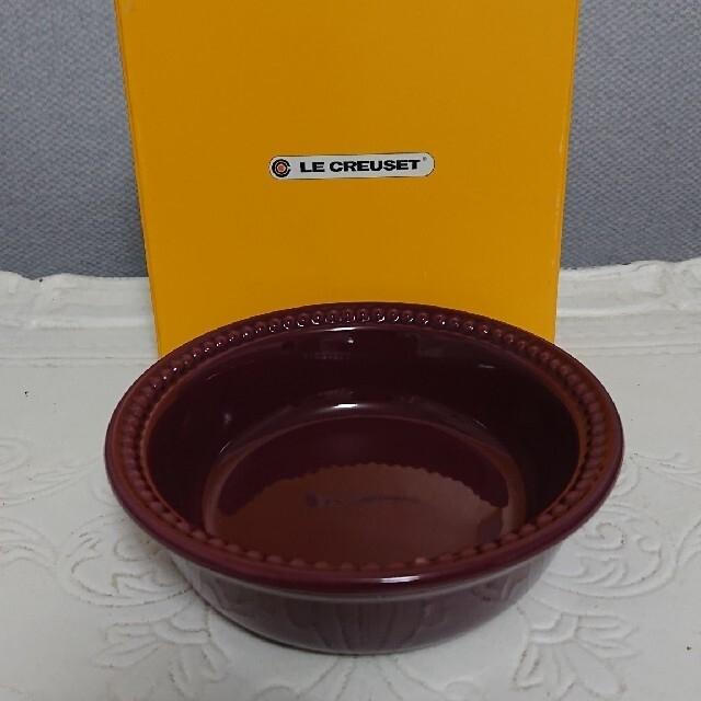LE CREUSET(ルクルーゼ)のLE CREUSET パイディッシュ インテリア/住まい/日用品のキッチン/食器(食器)の商品写真