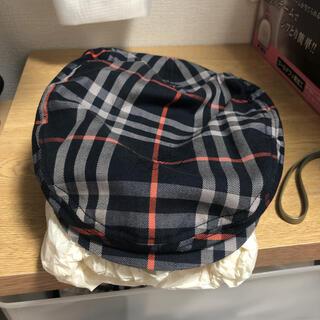 バーバリー(BURBERRY)のバーバリー ハンチング帽(ハンチング/ベレー帽)
