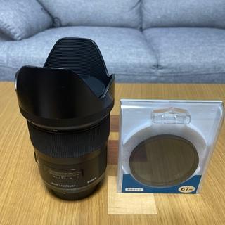 SIGMA - SIGMA Art 35mm f1.4 DG Nikon Fマウント
