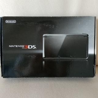 任天堂 - 任天堂 ニンテンドー  3DS 本体  コスモブラック