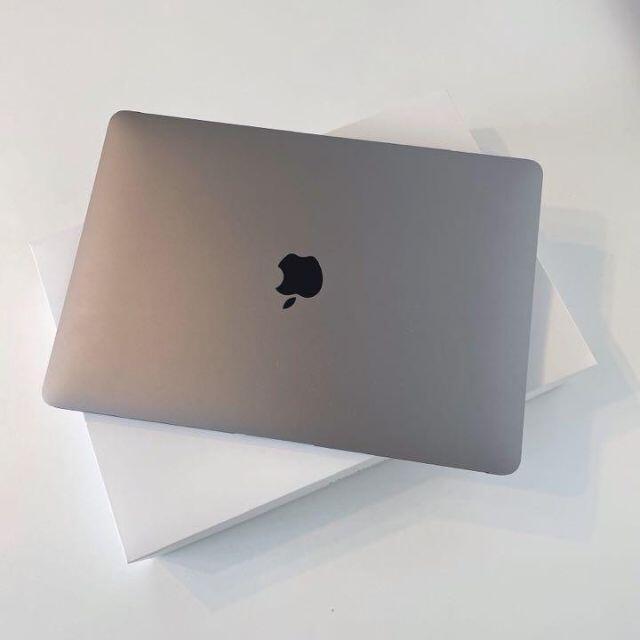 MacBook air m1 ノートpc スペースグレー 256gb スマホ/家電/カメラのPC/タブレット(ノートPC)の商品写真