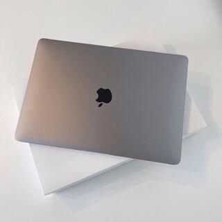 MacBook air m1 ノートpc スペースグレー 256gb
