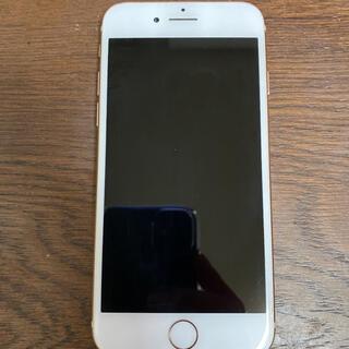 iPhone - iPhone8 ゴールド