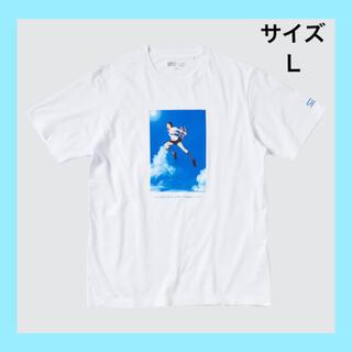 UNIQLO - ユニクロ 時をかける少女  UT Tシャツ 細田守
