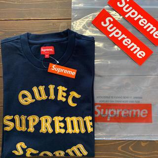 Supreme - Supreme 21FW Quiet Storm S/S Top Mサイズ