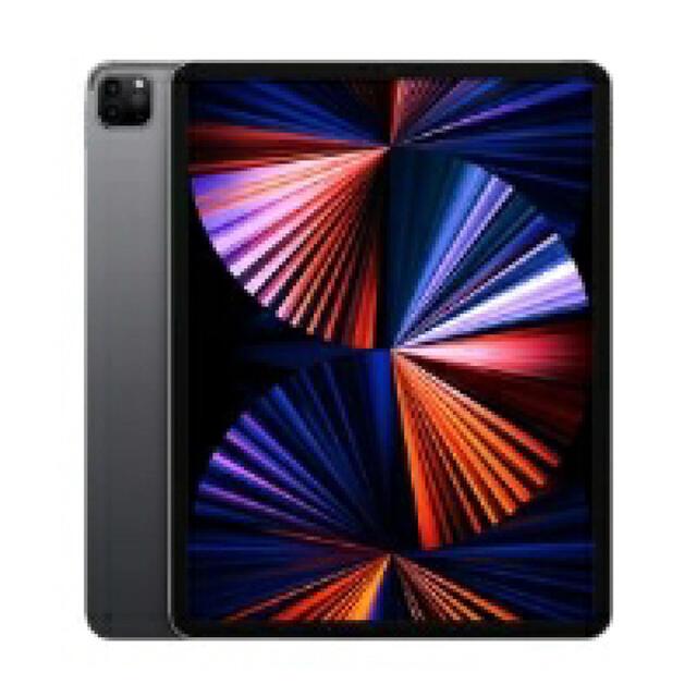 Apple(アップル)のiPad Pro 12.9 256GB スペースグレイ 2021年 Wi-Fi スマホ/家電/カメラのPC/タブレット(タブレット)の商品写真